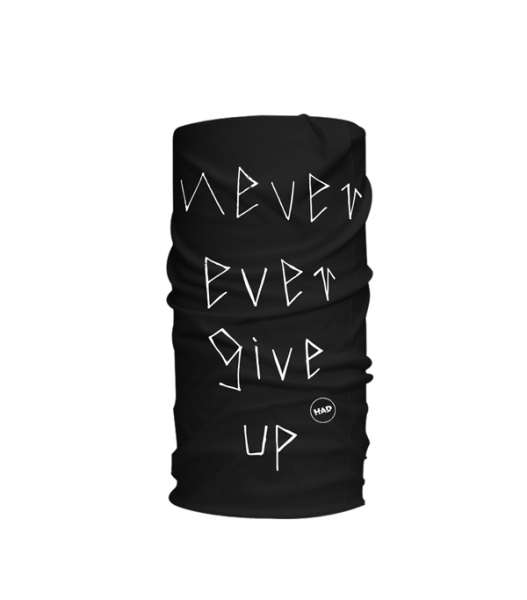 HAD Never Ever Give Up